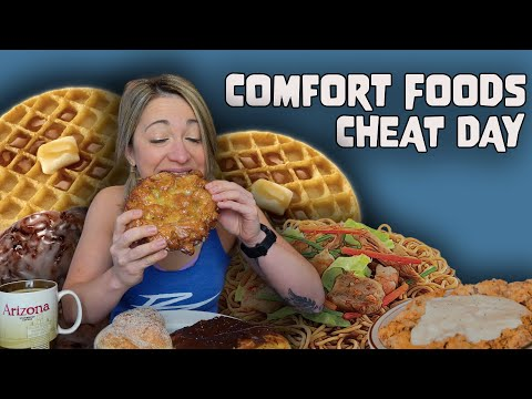 THE COMFORT FOOD CHEAT DAY