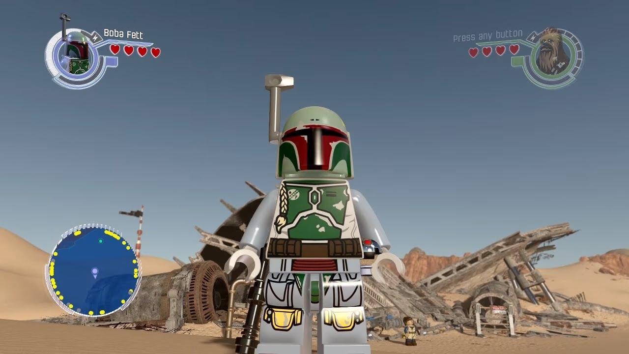 Boba Fett Lego Video Game | www.pixshark.com - Images ...