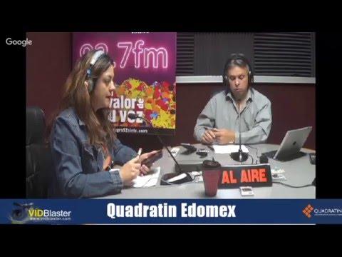 Quadratin Radio 11 mayo 2016