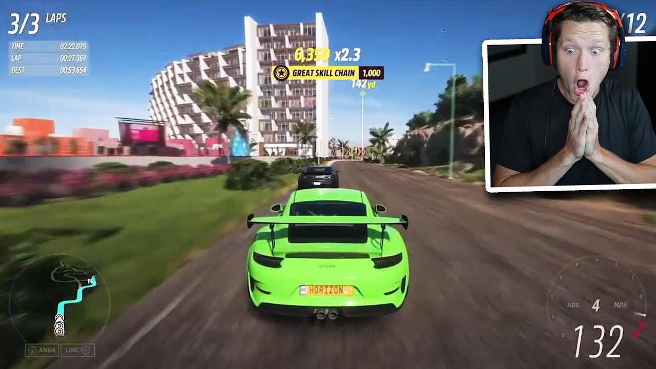 """APEX FESTIVAL"" Road Racing Gameplay in Forza Horizon 5 (Xbox Series X)"