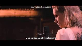 The Broken Circle Breakdown Yahweh Scene with English Substitle