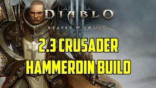 Diablo 3 - 2.3 Crusader Hammerdin Build