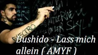 Bushido - Lass mich allein ( AMYF )(CjsKings)