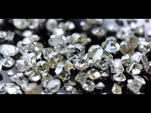 The story of South Africa's Diamonds - Documentary