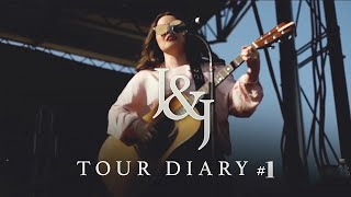 #Jesse&Joy  #Diario-Tour #1