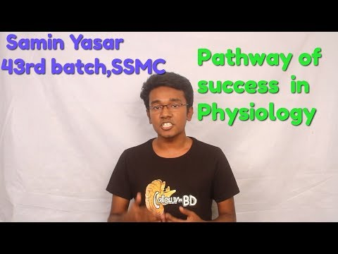 Pathway of success in Physiology