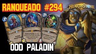 ODD PALADIN FEAT BAKU - RANQUEADO PADRÃO - HEARTHSTONE