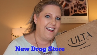 New Drug Store- Ulta Haul Products Mentioned Revlon Ultra HD Lipsti...