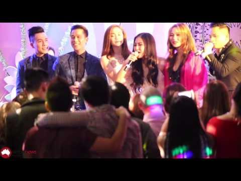 Minh Hằng , The Men , Hương Tràm , Justin Nguyễn , Diễm Sương cùng hát ' Đứa Bé '