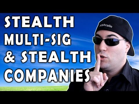 Stealth Miners, Stealth Companies & Stealth Multi-Sig Unveiled .::. Flipside Bits 22
