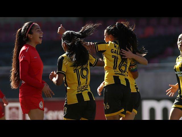 Aurinegras vencieron a La Serena por 2 a 0