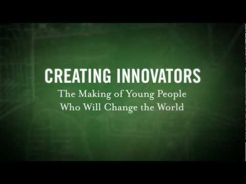 Creating Innovators: Book Trailer
