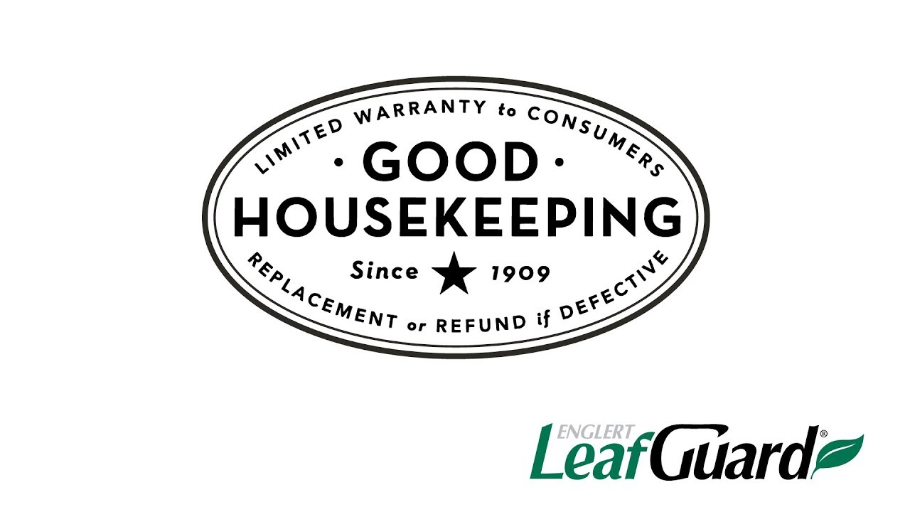 Englert LeafGuard Good Housekeeping review (revision 8