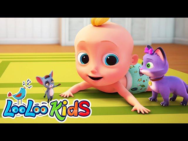 Seven days - LooLoo Kids Nursery Rhymes for Kids
