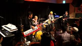 NANIWA EXP live at Mister Kelly's 2014-03-02-sun.