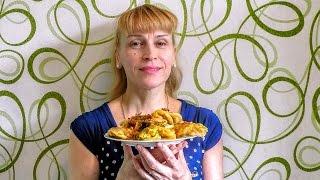 Острая закуска (салат) из капусты на зиму! Рецепт СЕКРЕТА заготовки!