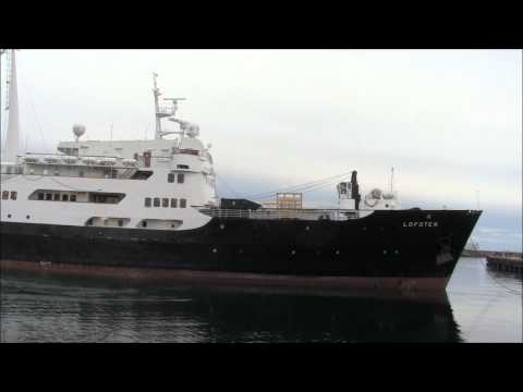 Hurtigruten - Lofoten - Svolvær