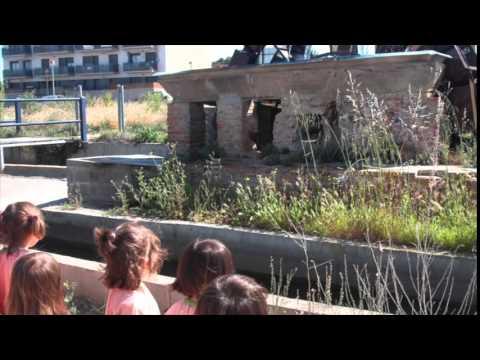 Els més petits visiten la Panera. Llar d'Infants El Carrilet Albatarrec