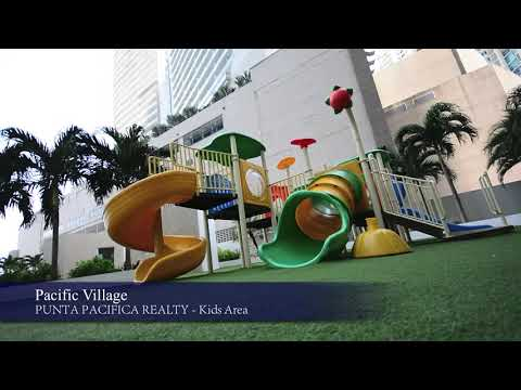 The Hidden Gem in Panama City's, Punta Pacifica.  Pacific Village Towers for Sale and for Rent