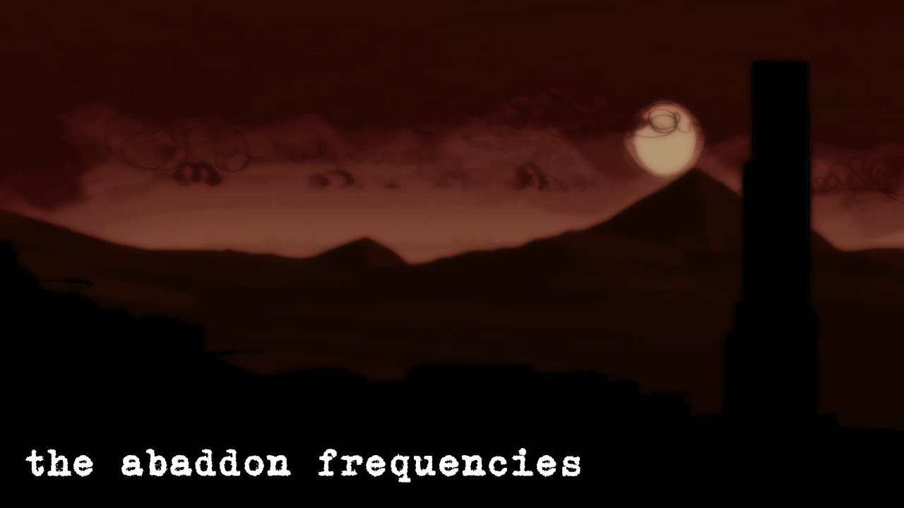 Death on Cassette: The Abaddon Frequencies [Lofi Dark Ambient Hour (almost)]