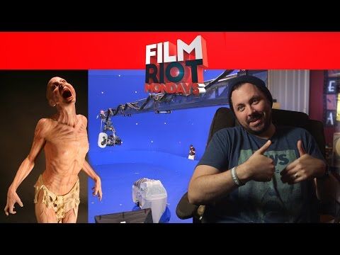 Mondays: Practical Effects Vs CGI and No Such Thing As Bad Ideas