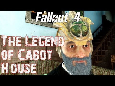Fallout 4 The Legend Of Cabot House