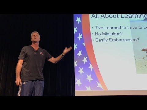 Karch Kiraly - Transitions Through Decades (Volleyball)