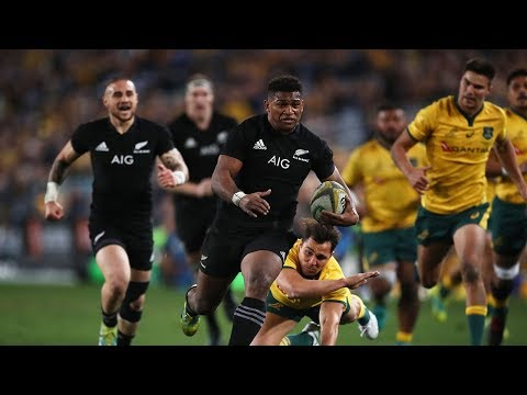 HIGHLIGHTS: All Blacks v Australia First Test - 2018