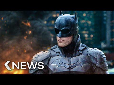 The Batman verschoben, Jurassic World 3, One Punch Man... KinoCheck News