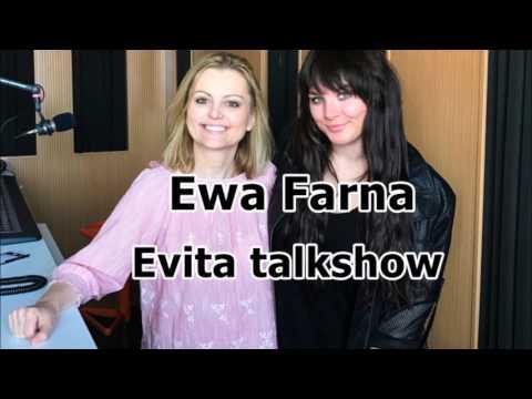 Ewa Farna - Evita Talkshow - Expres (23.4.2017)