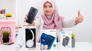 Hasil Po!! Nokia 5 3 Unboxing Indonesia!