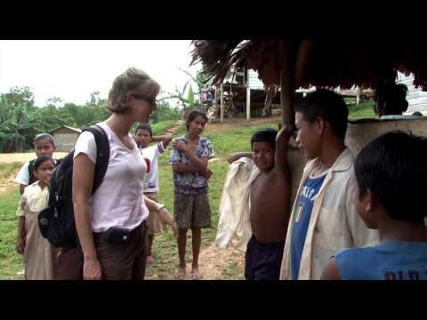 Off The Grid- AWA Guyana Jungle Students