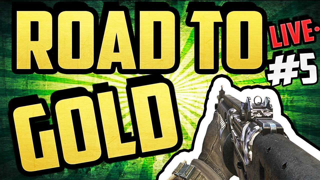 QUE NO MUEREE!! Ep.5 Road To Gold M1216 | Live - YouTube M1216 Gold