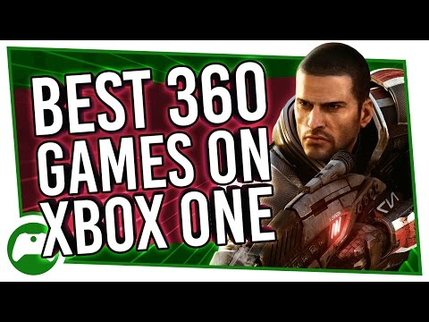 8 Backwards Compatible Games You MUST Play On Xbox One
