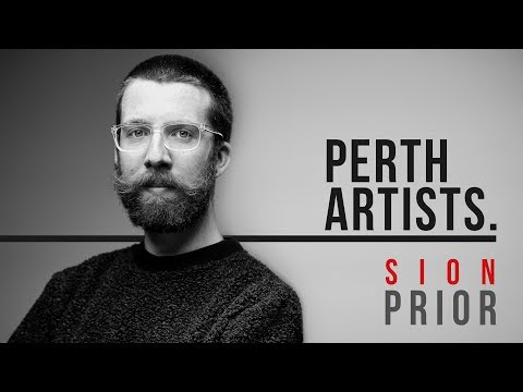 Perth Artists S02E05b: Sion Prior