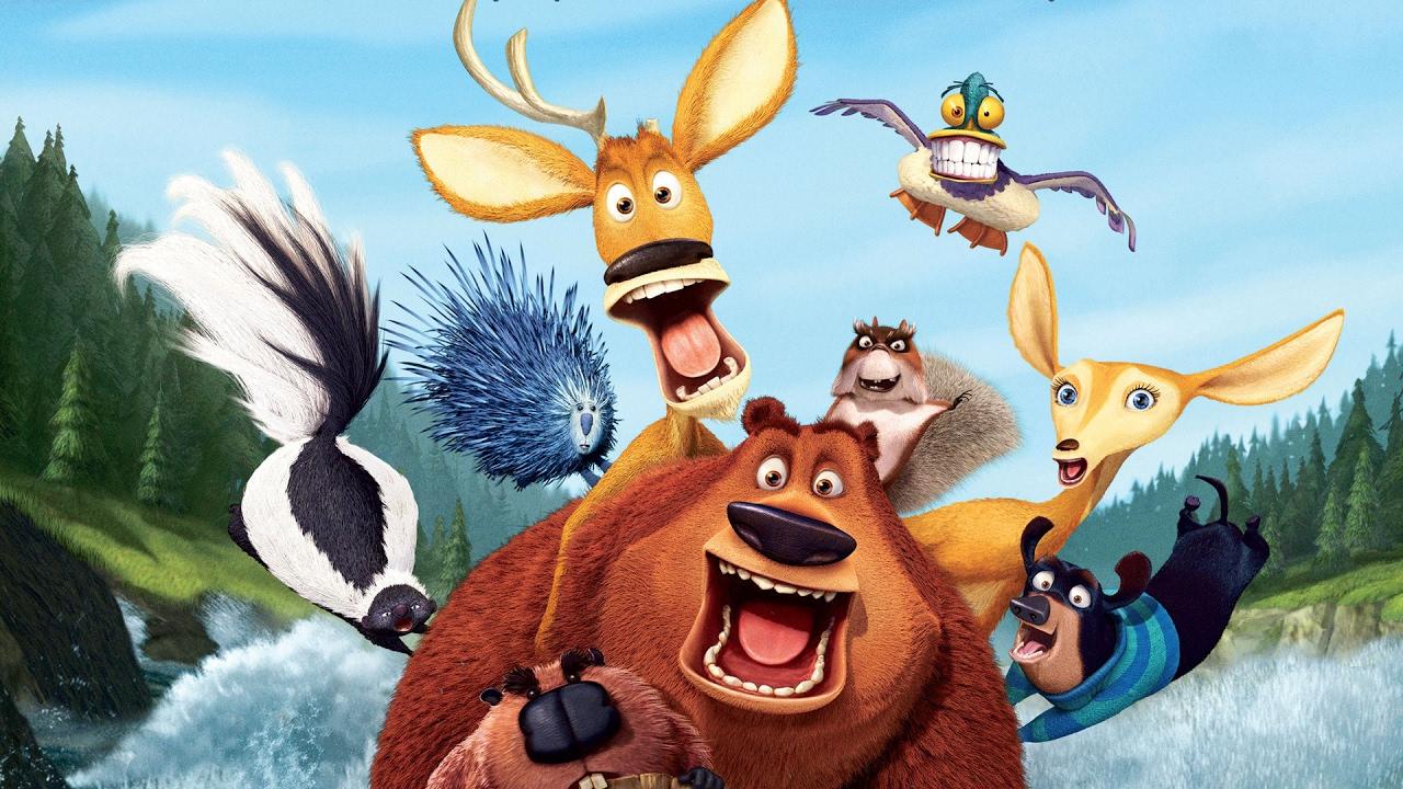 топ 10 детских фильмов и мультфильмов
