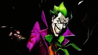 Infinite Crisis - Behind the Voice - Nolan North as Atomic Joker