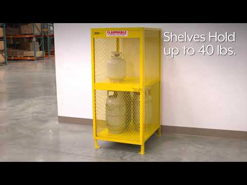 Gas Cylinder Cabinets (Canada)