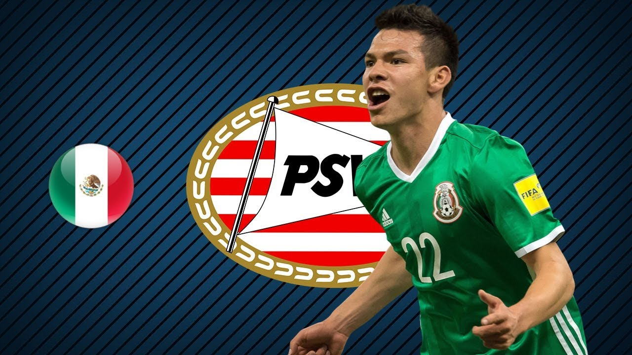8b26ec72c Who is Hirving Lozano? Arsenal and Liverpool target stars in Germany v  Mexico at World Cup