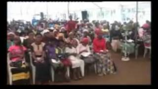 Earthquake of Deliverance (ACTS 16:25-26) by ChaplaIn T.M. Olubena