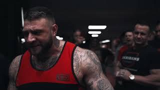 Andy Bolton's deadlift challenge 2019/Ash Broughton. Video Credit - Paulius Valaitis