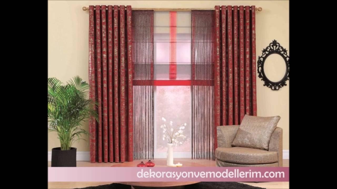 2018 fon perde modelleri youtube. Black Bedroom Furniture Sets. Home Design Ideas