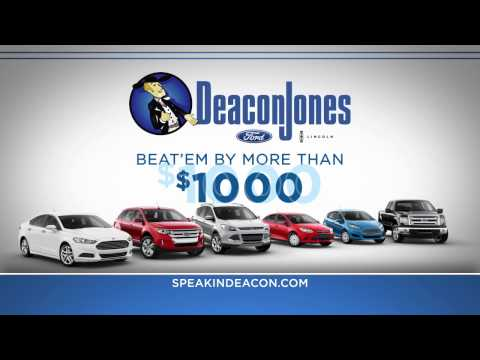 Tradition and Trust at Deacon Jones Ford