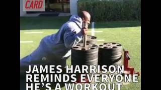 James Harrison Reminds Everyone He