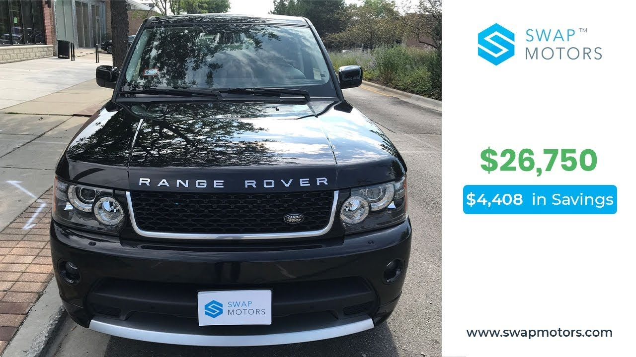 2013 Land Rover Range Rover Sport For Sale - Swap Motors