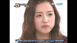 Video Weekly Idol 120107 Apink ep.25 (ENG SUB) download MP3, 3GP, MP4, WEBM, AVI, FLV Mei 2018
