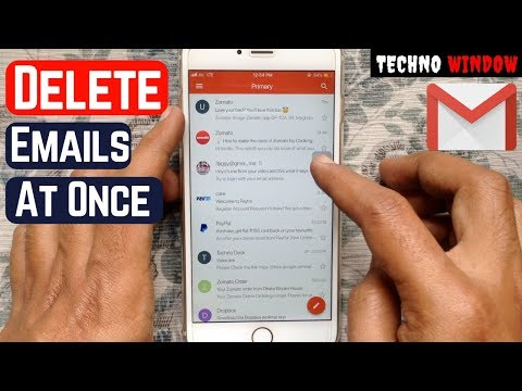 How To Delete All Gmail Emails At Once On iPhone