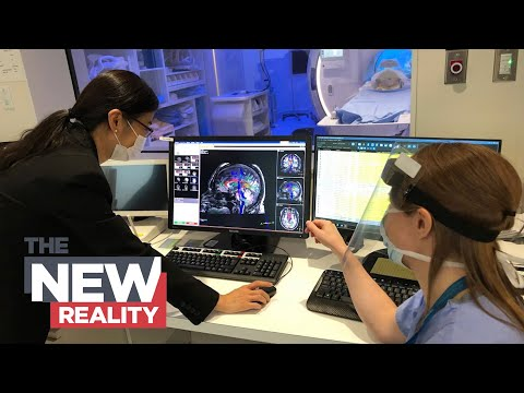 The New Reality:  What effect does COVID-19 have on the brain?