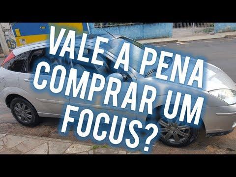 Porque comprei um Ford Focus Ghia 2.0 16v - impressões