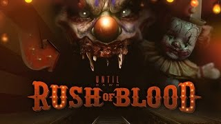 Until Dawn Rush Of Blood Gameplay Demo Playstation VR